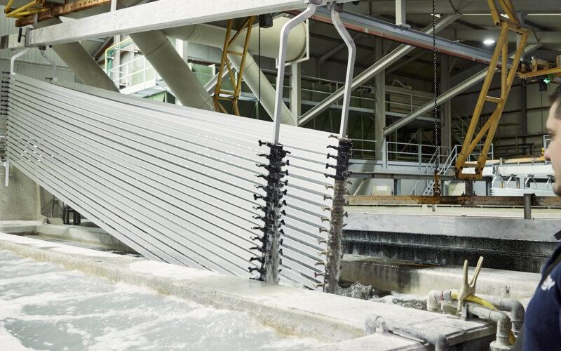 Nous anodisons toutes sortes de pièces en aluminium, y compris pour votre secteur
